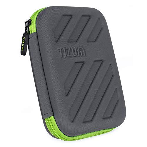 TIZUM External Hard Drive Case for 2.5-Inch Hard Drive (Grey)