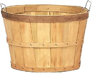 One Dozen Natural One Bushel Baskets 18