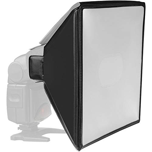 portable flash for cameras Vello Universal Softbox for Portable Flash (Large)