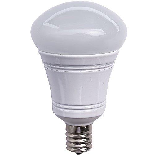 アイリスプラザ LED電球 調光 調色 リモコン操作 E17 昼白色 電球色 T5E17-03