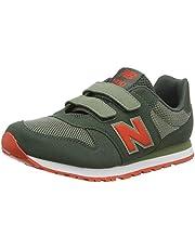 New Balance 500, Zapatillas Niños, Black Spruce