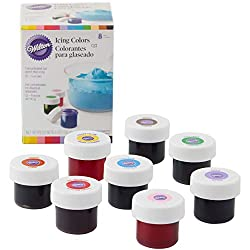 Wilton Icing Colors - Food Coloring