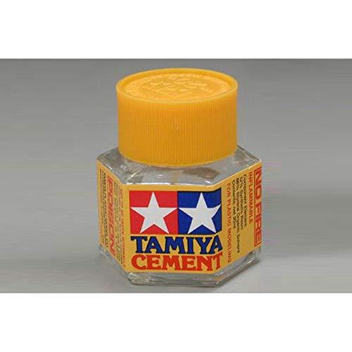 Tamiya America, Inc Plastic Cement 20ml, TAM87012