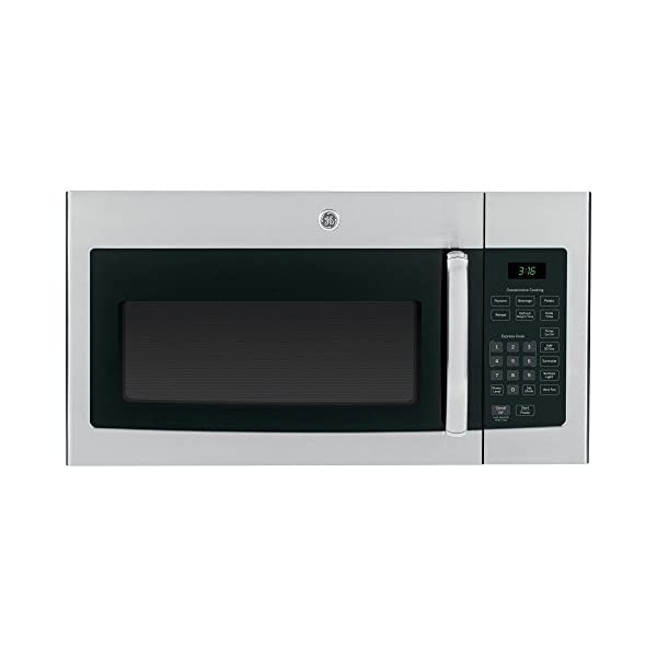 GE JVM3160RFSS 30″ Over-the-Range Microwave Oven in Stainless Steel