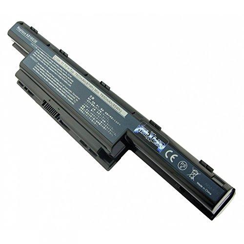 MTXtec Akku, LiIon, 11.1V, 7800mAh, schwarz für Acer TravelMate 8573TG