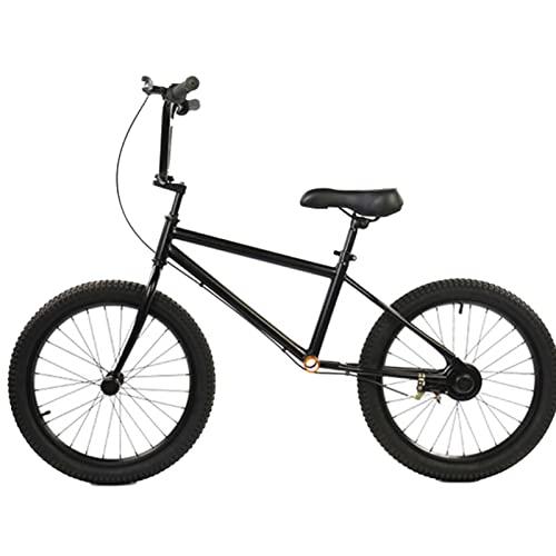 MAGJI Bici Senza Pedali Bici Senza Pedali, Bicicletta da Allenamento per Ragazzi/Adulti, Bici Sportiva da 20 Pollici con Pneumatico Antiscivolo e Manubrio, Bicicletta per Scooter Facile da Montare