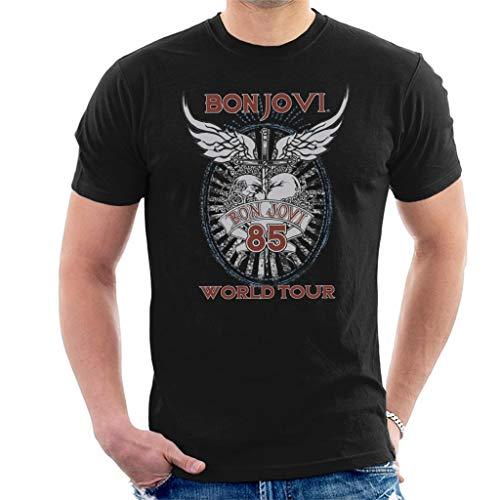 Bon Jovi 85 World Tour Men's T-Shirt