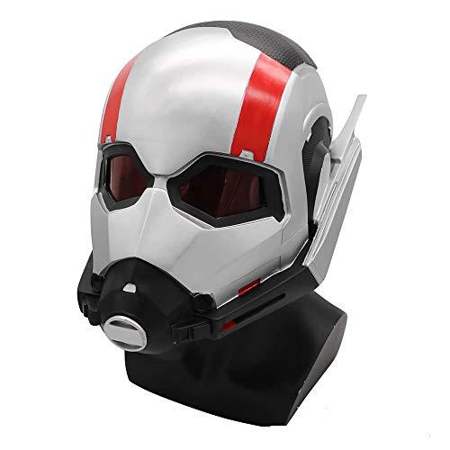hcoser Casco de Hombre de Hormiga, máscara de Cabeza de PVC ...