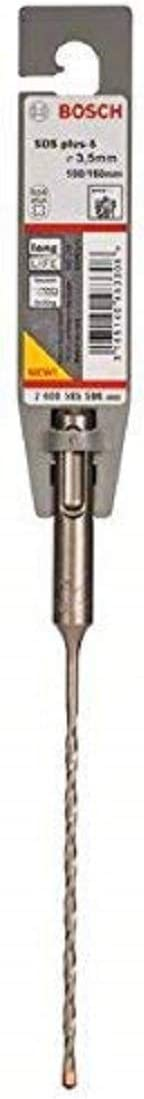 14 x 400 x 465 mm Bosch 2 608 596 118 Brocas para martillos perforadores SDS-plus-5