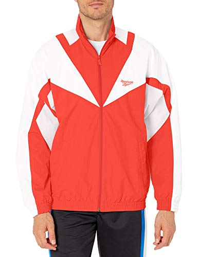 Reebok unisex-adult Classic Sport Twin Vector Jacket