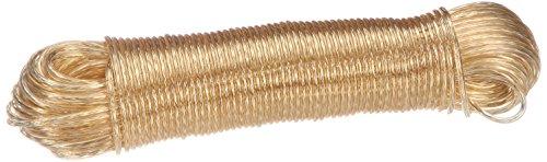HSI 323640.0 Wäscheleinen mit Stahlkern PVC ummantelt 3,5mm 40 m, 40m