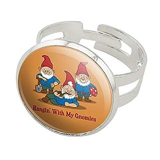Hanging Gnomies Gnomes Adjustable Novelty