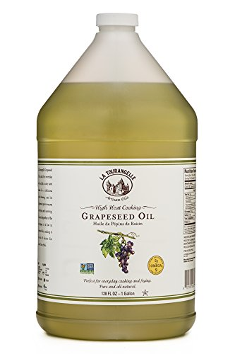 La Tourangelle, Grapeseed Oil, 128 Ounce (Packaging may Vary)