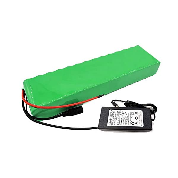 41tB2iievnL. SS600  - Seilylanka Mit Ladegerät 24V 12Ah 25.9V Li-ion Akku E-Bike Elektrofahrrad 7S4P 38x68x260mm Batterie