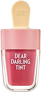 Etude House Dear Darling Water Gel Tint 4.5g /Ice Cream-Summer Edition (PK004 Red Bean Red)