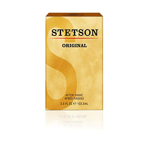 Stetson By Coty For Men Aftershave 3.5 Ounce