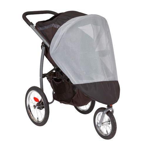 Sasha's Sun, Wind & Insect Cover for Graco Fastaction Jogger