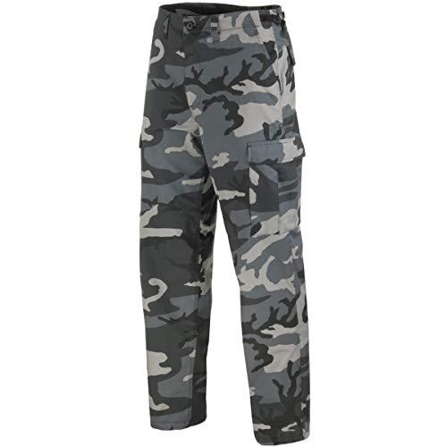 Mil-Tec BDU Ranger Combate Pantalones Dark Camo tamaño M
