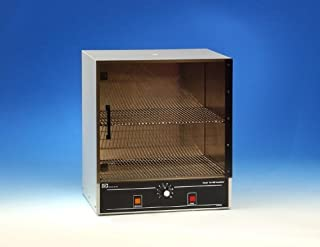 Quincy Lab 12-140 Acrylic See-Through Door Incubator, Ambient + 2 to 62 Degrees C Temperature Range, 2 Cu. Ft. Capacity, 115V