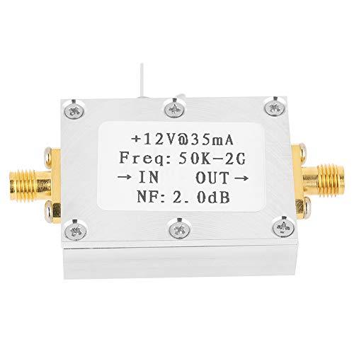 Amplificador de RF, Amplificador de radio de uniformidad, Fiabilidad Excelente rendimiento Alta ganancia para receptor de control remoto Radio FM