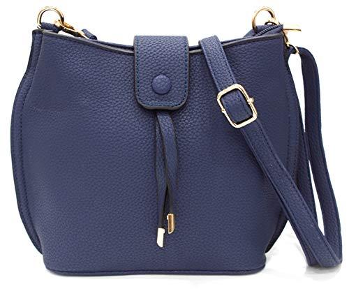 Van Der Rich  - Bolsos de hombro - Mujer (Azul)