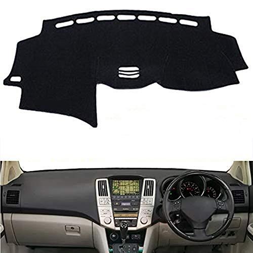 XIANGFA RIGHT HAND DRIVE RHD Car Dashboard Cover Dash Mat For Lexus RX RX300 RX330 RX350 2004-2009 Harrier 2004-2013 Non-slip Sun Shade Pad Carpet