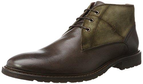 LLOYD Herren Severin Desert Boots, Braun (T.D.Moro/Mud/T.D.Moro), 44 EU