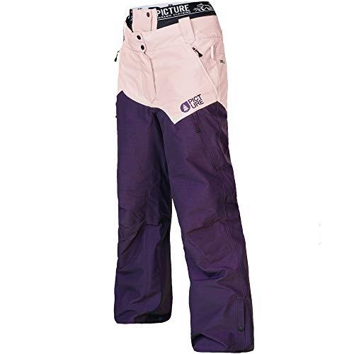Picture Week End Pant WPT051 Damen-Snowboardhose Purple Gr. M