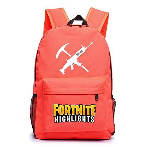 Galaxy Luminous School Backpack, Student Bookbag for Boys Girls Kids School Bag Teenagers Laptop Bag, Game Fans Gift(G8)