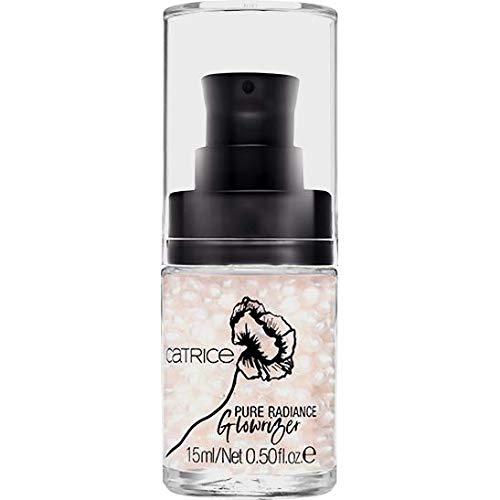 Catrice Cosmetics Limited Edition Glow Patrol Pure - Pure Radiance Glow Inhalt: 15ml - Der lichtreflektierende Primer gleicht Unebenheiten aus.