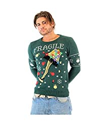 A Major Award Leg Lamp Sweater Fragile. A Christmas Story Sweater