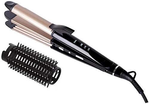3 in 1 Hair krultang Curl temperatuur LED-display/straightner Hair Styling Tool