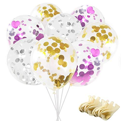 Confetti Balloons, Ohuhu 12