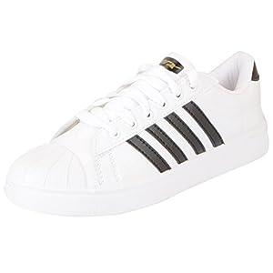 Sparx Men's White Black Casual Shoes-10 UK/India (44.67 EU) (SD0323G_WHBK0010)