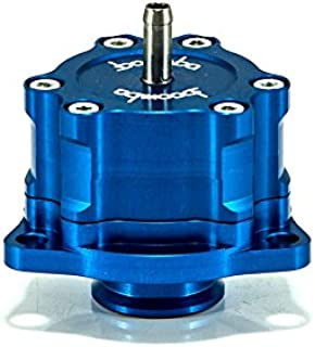 Boomba Racing Full Recirculating Bypass Valve Blue for 2016+ Ford Focus RS