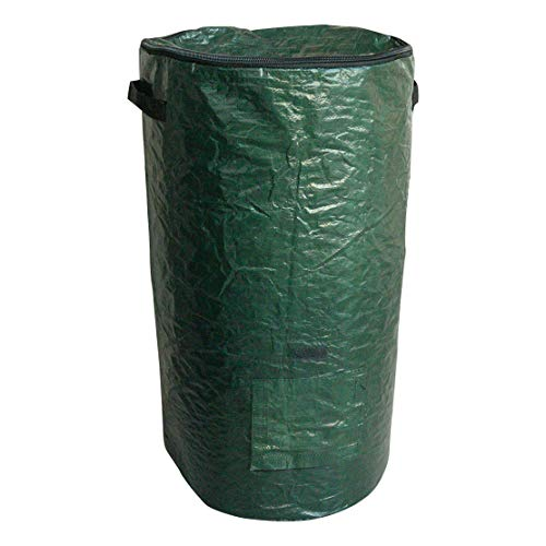 Find Discount 80L Compost Bin Bag Garden Kitchen Organic Waste Disposal Composter Bag