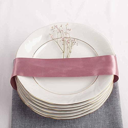 Franquihogar - Set de 6 platos de postre de porcelana blanca con filo de oro 19 cm de ø   Lubeck