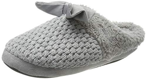 s.Oliver Damen 5-5-27104-33 Pantoffeln, Grau (Grey 200), 40 EU