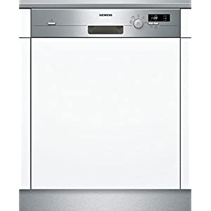 Siemens sn515s00ae Fully Integrated 12places A + Stainless Steel Dishwasher – Fully Integrated Dishwasher (, A, A +, Full Size, Stainless Steel, Buttons, Rotary)