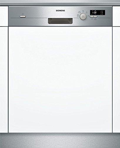 Siemens SN515S00AE iQ100 Geschirrspüler A+ / 290 kWh/Jahr / 3300 L/Jahr/AquaStop/edelstahl