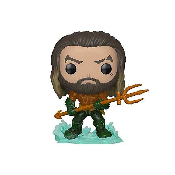 Funko – Pop.Color DC Color Aquaman: Arthur Curry de Hero Suit,, 31177 1