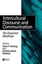 Best intercultural discourse and communication the essential readings Reviews