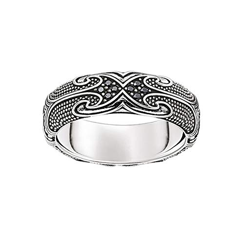 THOMAS SABO -Verlobungsringe 925 Sterlingsilber \'- Ringgröße 64 TR2100-643-11-64