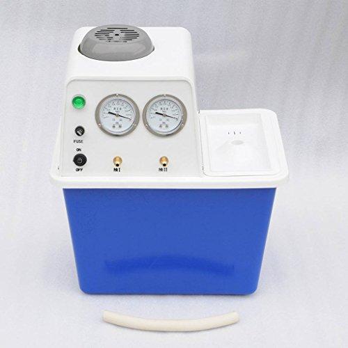 Liquor Circulating Water Vacuum Pump Anti-Corrosion Pump Lab Chemistry Equipment 180W 110V