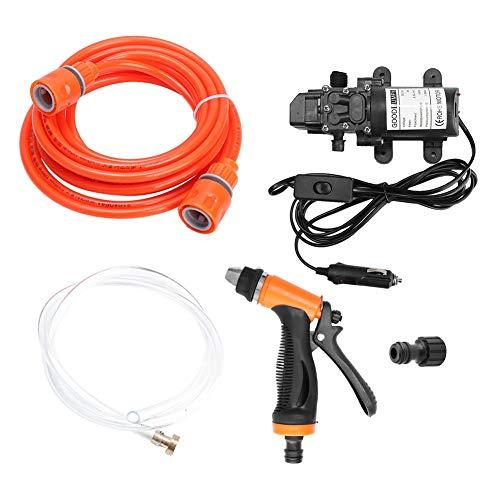 Lavadora eléctrica Pulverizador Kit de Sistema de Bomba de Potencia Resistente a...