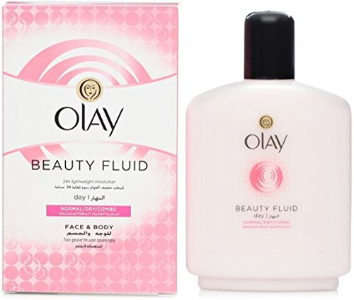 Olay Beauty fluid 24h light weight moisturiser