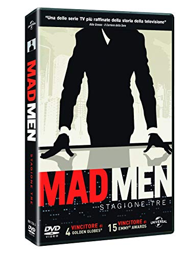 Mad menStagione03 [4 DVDs] [IT Import]