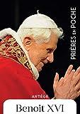 Prières en poche - Benoît XVI