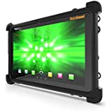 MobileDemand Flex 10A w/Android 9.0 Pie Rugged Touchscreen Tablet | Ultra Lightweight | 10.1-in Display | GMS Certified | MIL-STD-810G | 6000mAH Battery | Quad-Core for Enterprise Mobile Field Work