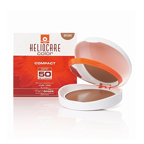 Heliocare 50 CIPR Poudre-crème sans huile